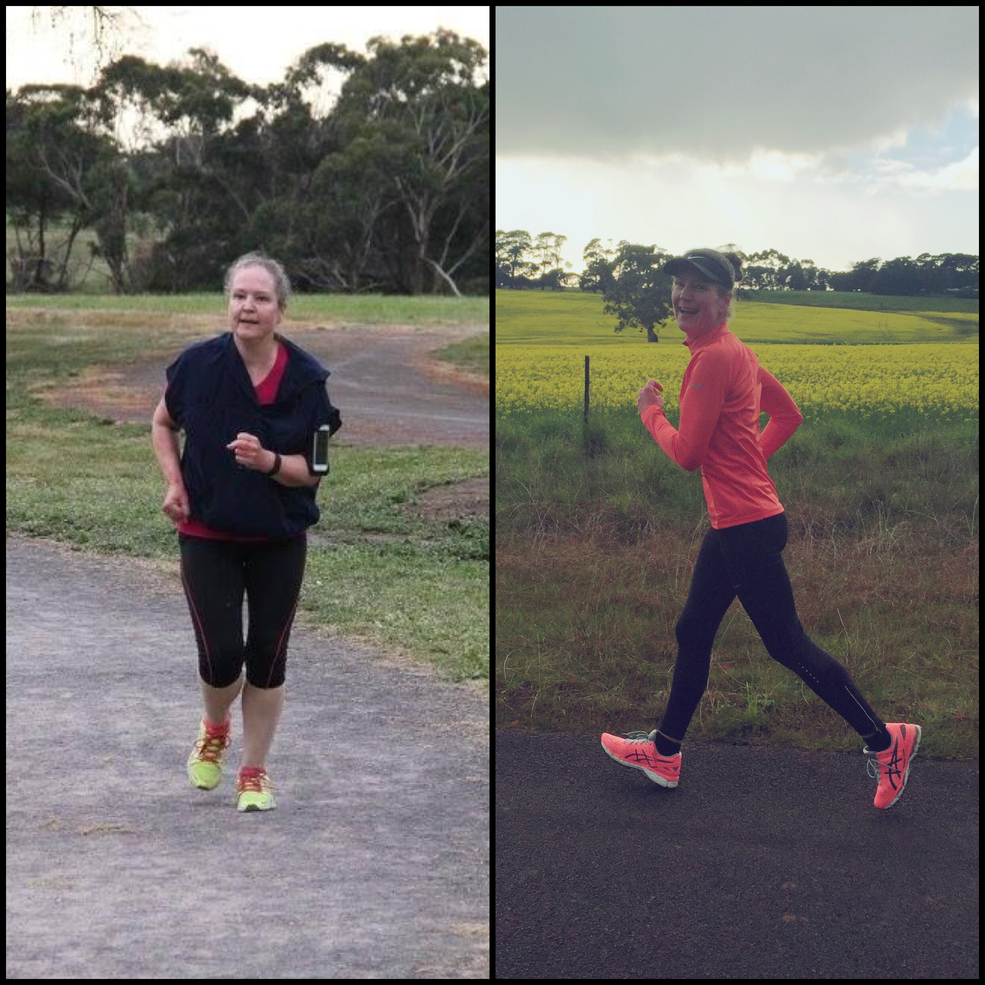 A Year of Running